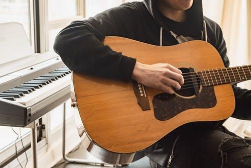 La guitare facile pour les débutants et intermédiaires